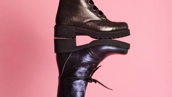 Последний писк: розовые рабочие ботинки и мужские угги