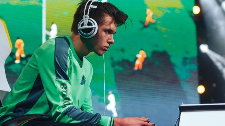 Киберфутболист ФК «Уфа» стал вторым на турнире в Узбекистане