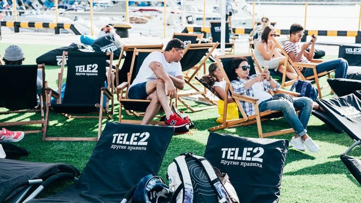 Tele2 готов к курортному сезону