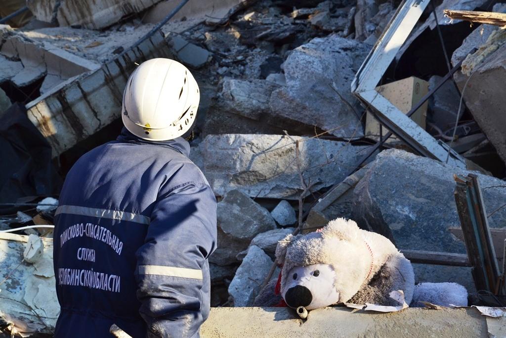Спасатели не теряют надежды найти живых