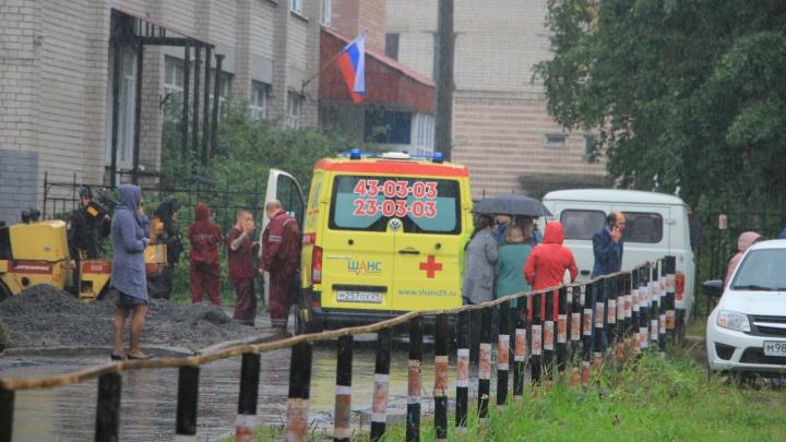 «Взрыватель» — бывший студент: подробности об эвакуации из политехнического техникума в Архангельске