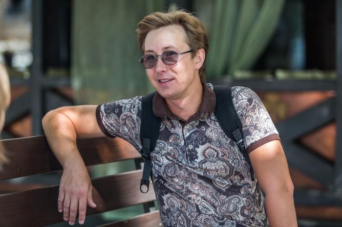 Андрей Корчагин надеется, что его песни дадут надежду больным