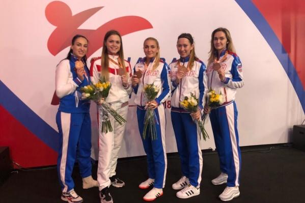 Женская сборная России по тхэквондо вышла в полуфинал, но отказалась от встречи с китаянками из-за травм