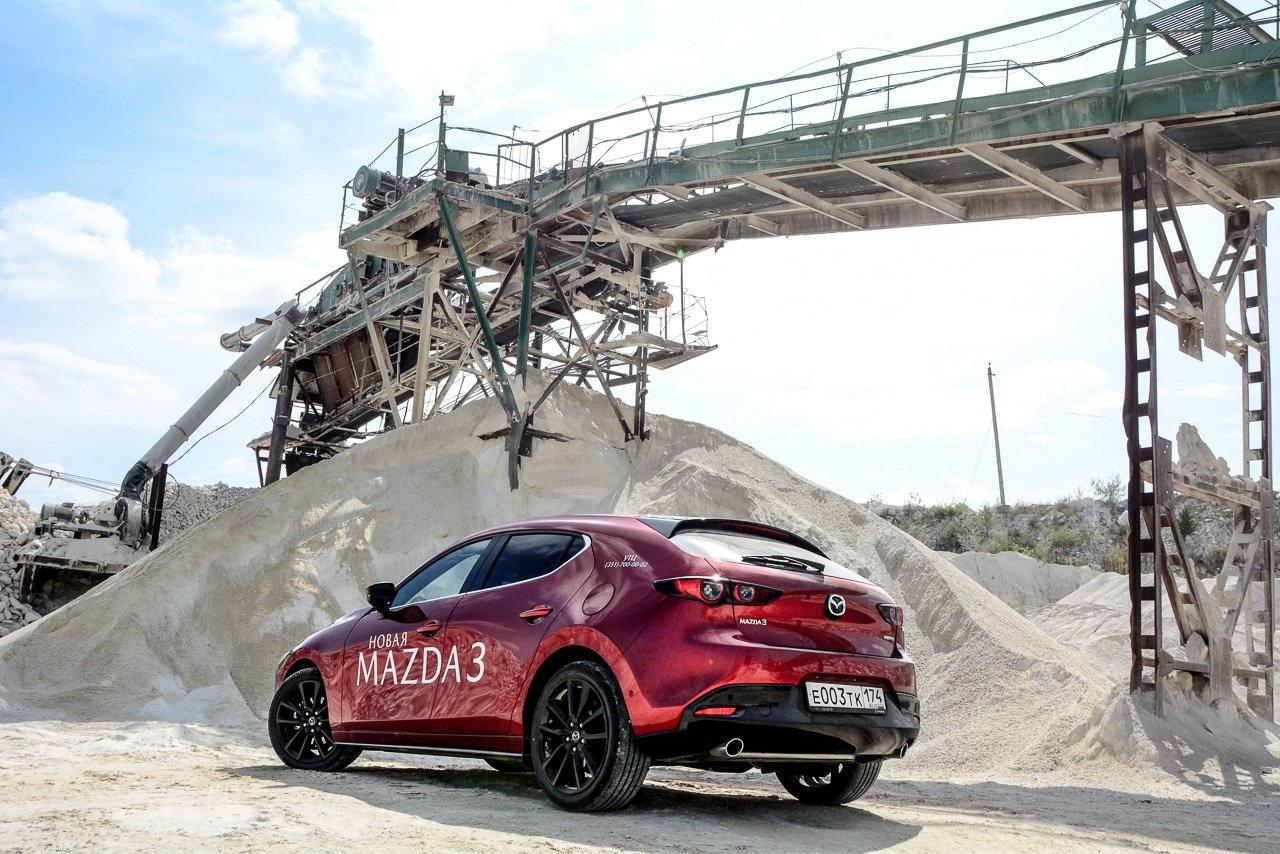 Заоблачная цена новой Mazda3 (от 1,49 миллиона рублей) во многом обусловлена большими сборами и невыгодными курсами валют