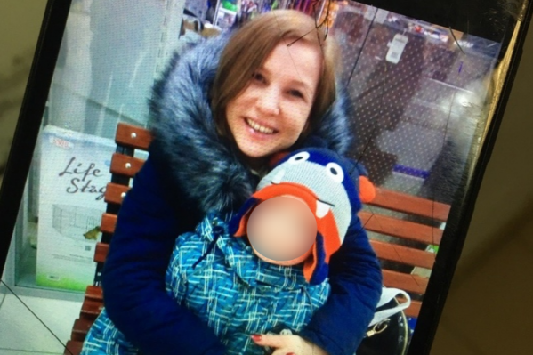Девушку с ребенком нашли утром 6 декабря