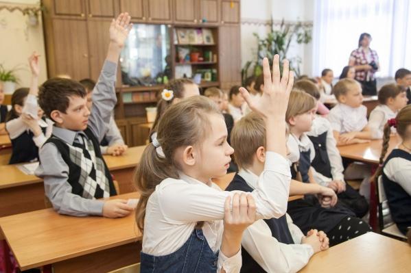 Теперь в школу без проблем могут пустить только самих детей и сотрудников учебных заведений