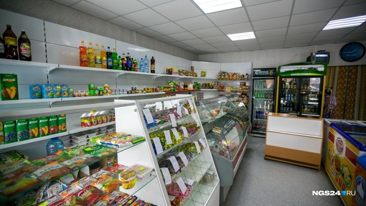 Красноярец добился закрытия магазина продуктов из-за шумного холодильника