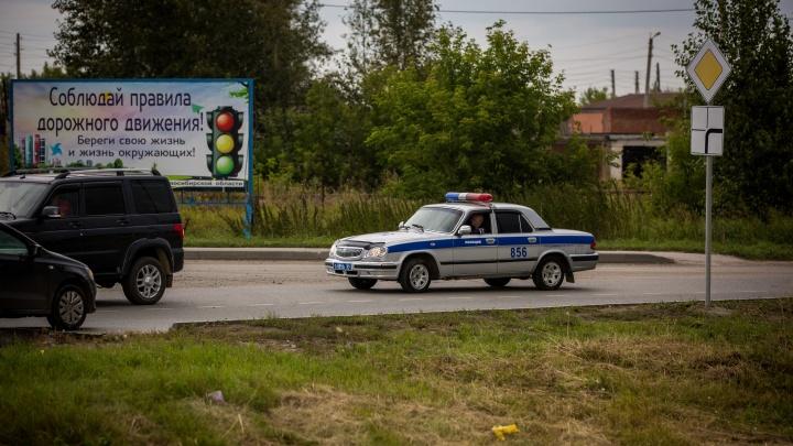 Три человека получили травмы позвоночника в ДТП на омской трассе