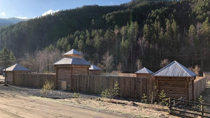 Директор новосибирского музея прожил две недели на Алтае на стройке казачьей крепости