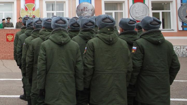 В Липецкой области погиб 22-летний срочник из Башкирии