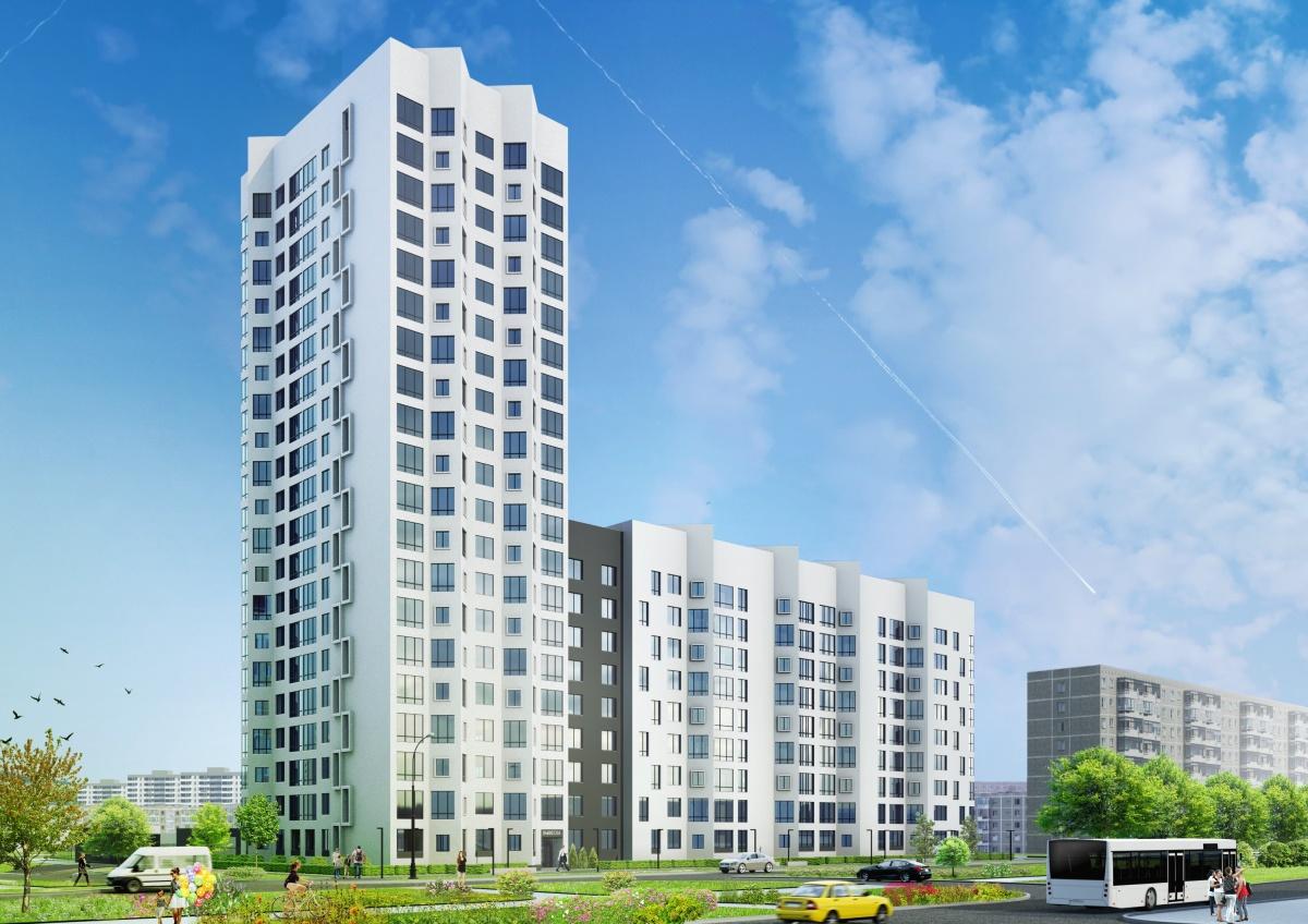 Жилой комплекс «Альпы» станет одним из немногих домов повышенной комфортности на Химмаше. Его сдача состоится уже в III квартале 2018 года