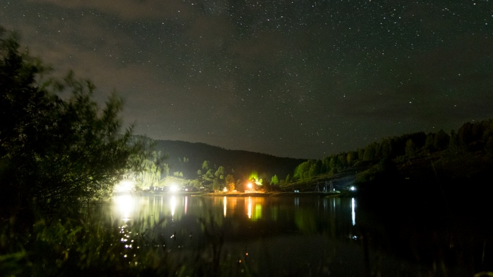 Давно не видели звёзды? Мы привезли их вам с севера Прикамья