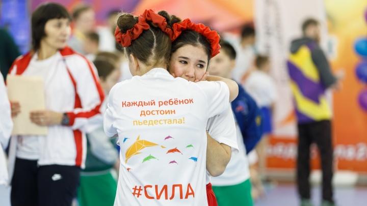 «Они достойны пьедестала!»: на соревнования Елены Исинбаевой приехали сотни школьников