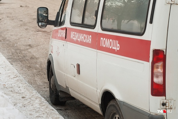 В Копейске на линию сегодня вышло в два раза меньше машин скорой помощи