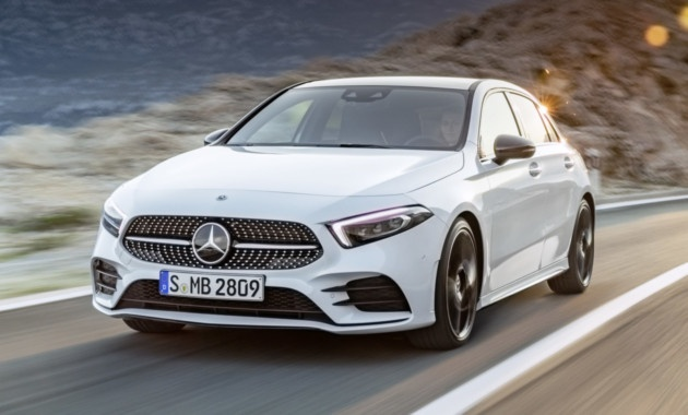 Mercedes показал свой новый самый дешёвый авто