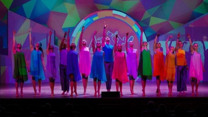 Студия современного танца «Драйв» приглашает детей и подростков, которые хотят научиться танцевать