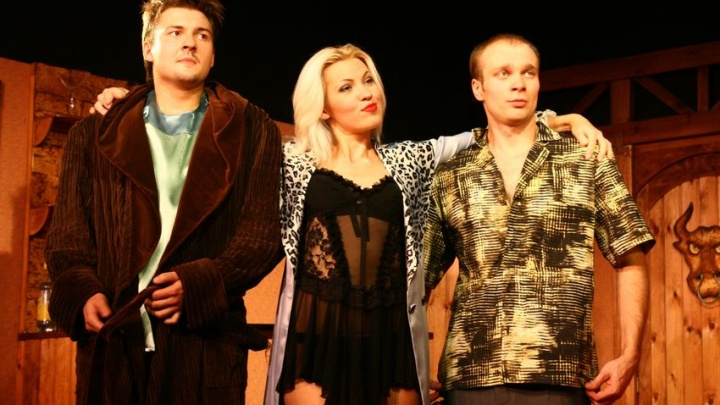 «Пижама на шестерых»: в GRANDBANKET состоится спектакль с фуршетом в новом формате