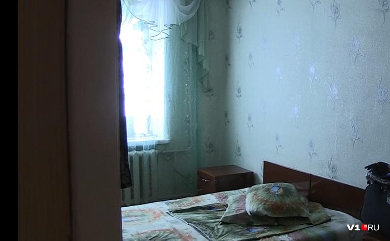 В этой комнате жил украденный у матери Костя