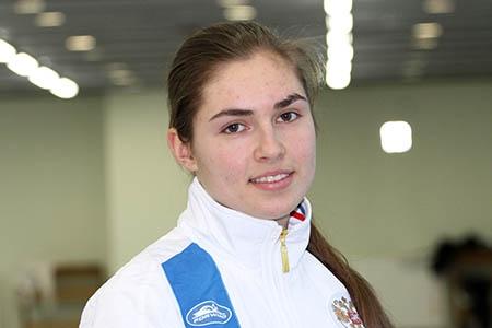 Новосибирская девушка с саблей взяла «серебро» на чемпионате Европы