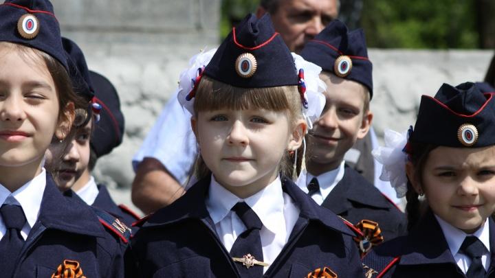 Больше трех тысяч волгоградских первоклассников 1 сентября пойдут в полицейские классы