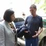 А у нас во дворе... Наталья Котова отправилась в очередной рабочий выезд по Челябинску