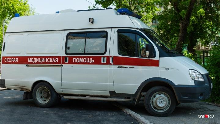 Вышел из машины на трассу: в Прикамье мужчина погиб под колесами автопоезда