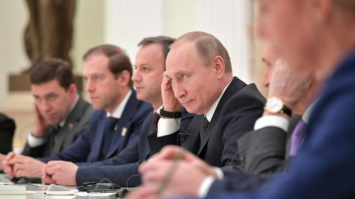 Путин пообещал Екатеринбургу метро и монорельс. Осталось выиграть «Экспо-2025»