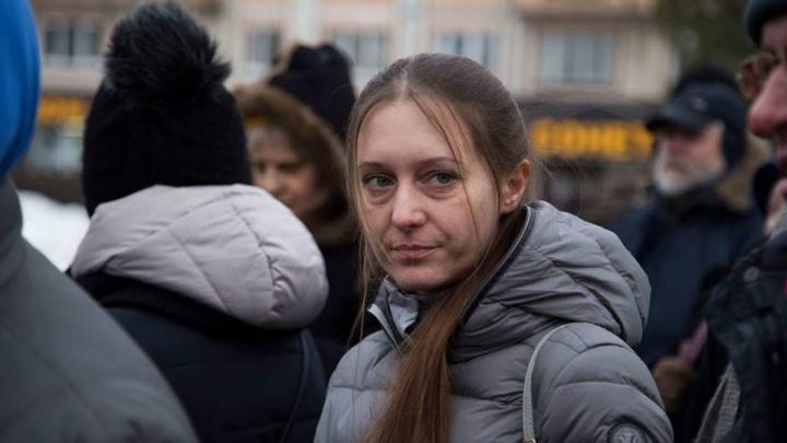 «Жду обвинения»: журналистку, высказавшуюся о взрыве в Архангельске, внесли в список террористов