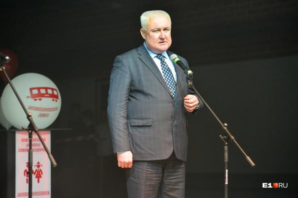 Алексей Миронов возглавлял СвЖД с 2011 года