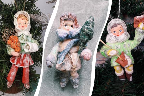 Кажется, что эти игрушки сделали ещё в Советском Союзе