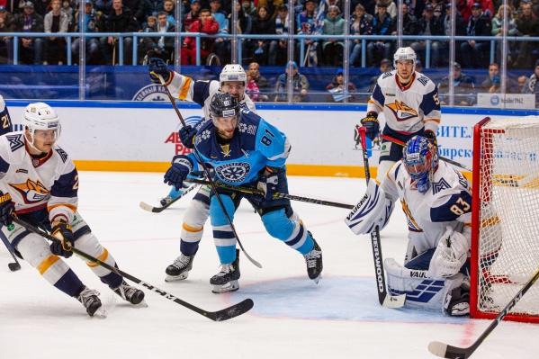 Для«Сибири» это уже четвёртая победа подряд