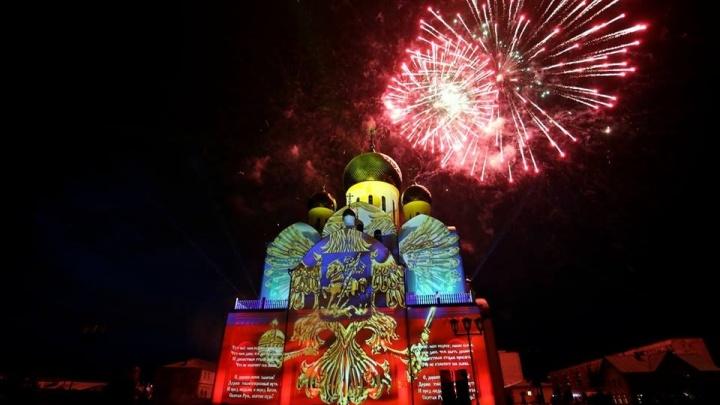В новосибирском сквере поставят памятник Владимиру