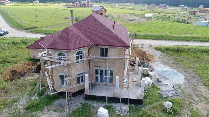 """Каменный дом по цене новой """"однушки"""" уральцы теперь смогут построить даже зимой"""