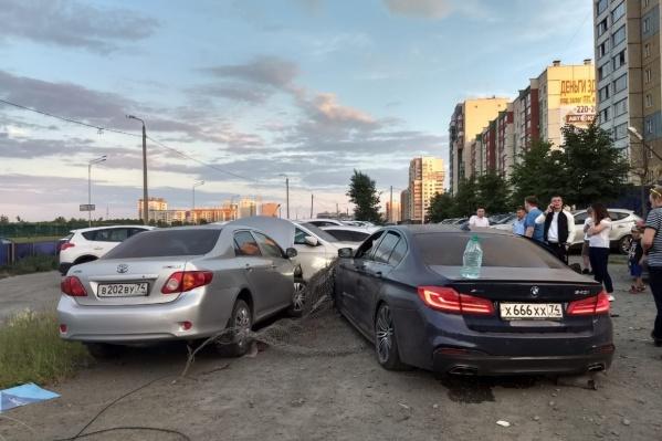 Такой автомобильный номер обойдётся в несколько сотен тысяч рублей