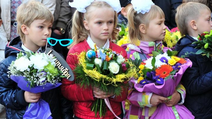 Мэрия получила 80 жалоб от екатеринбургских родителей после репетиции записи детей в школы