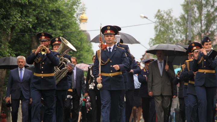 Дорогу празднику военных моряков: 24 и 28 июля в центре Архангельска перекроют движение