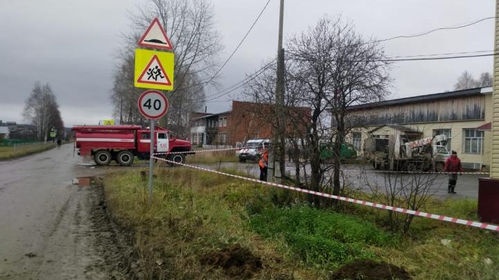 Под Ачитом из-за утечки на газопроводе эвакуировали местную школу и детсад