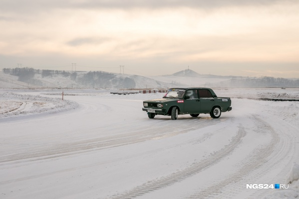 Сибирские морозы — лучше условие для тренировок