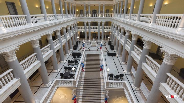 Чеканка монет и детская «инкассация»: Банк России открывает двери для волгоградцев