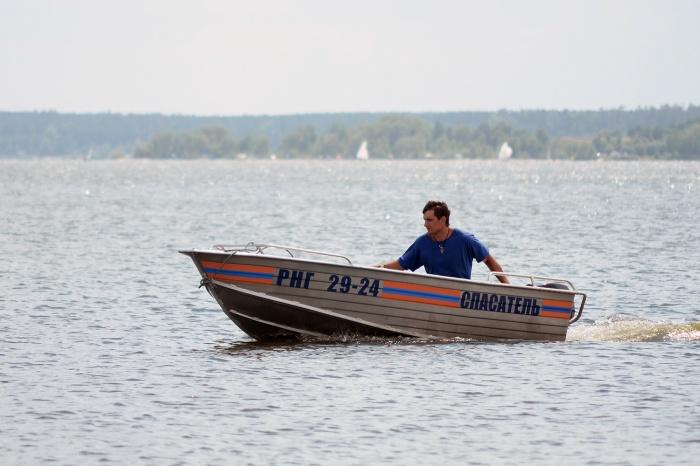 39-летний мужчина заплыл за буйки на пляже«У моря Обского»