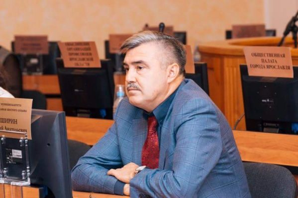 Освободившееся место в муниципалитете займёт Анатолий Каширин