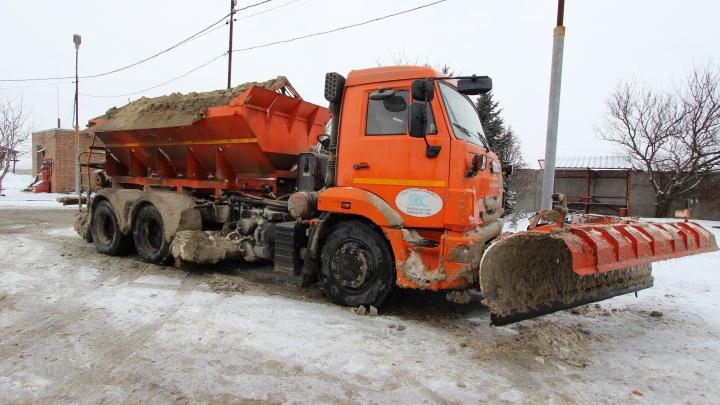 Мокрый снег, метель и гололедица: дорожники Волгоградской области готовятся к новому удару стихии