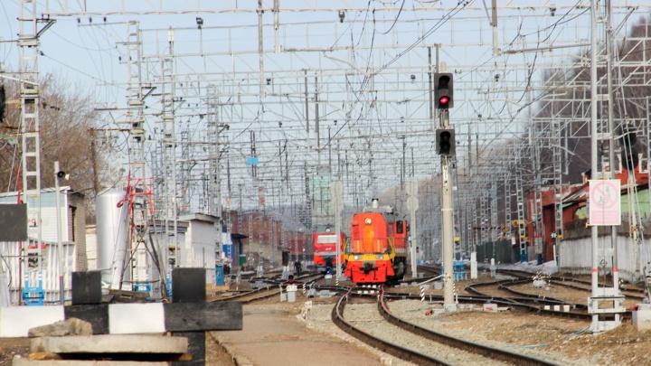 Жительница Прикамья погибла, попав под грузовой поезд