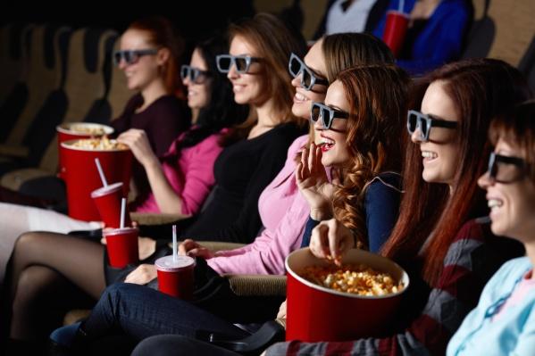 Кинотеатр довольно часто радует своих поклонников акциями и розыгрышами