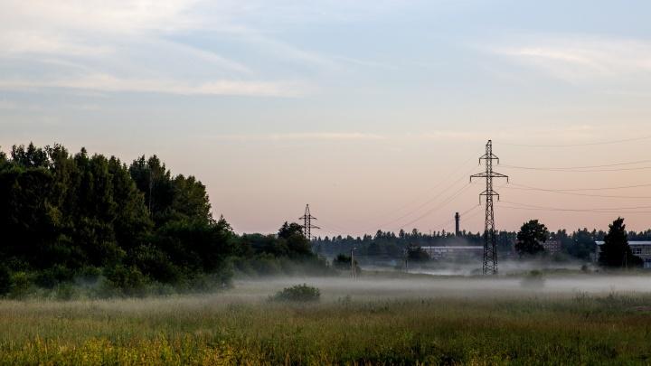 В сентябре ярославцев ждут первые нулевые температуры