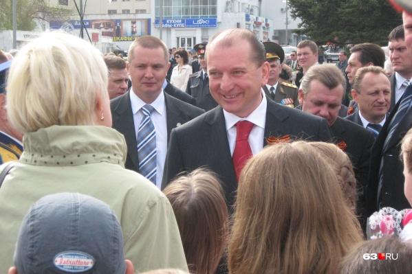 Владимир Артяков руководил регионом на протяжении 5 лет
