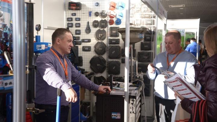 15 ноября в Екатеринбурге начнут работу сразу две специализированные выставки Avtotech Ural и TransUral