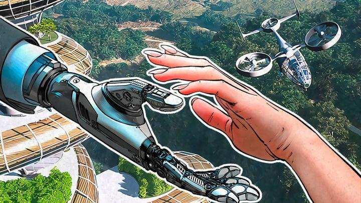 Смогут ли роботы продавать квартиры: как риелторов выручают VR-шлемы и интернет-боты