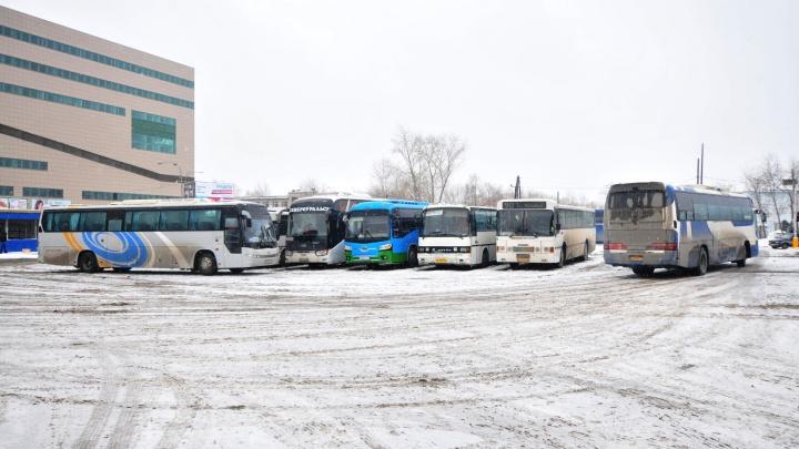 Выбирайте рейс: на Северном автовокзале начали продавать билеты к новогодним праздникам