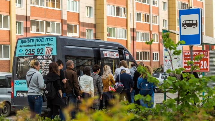 Дорог не хватает: в мэрии объяснили, почему на Акатуйском мало общественного транспорта